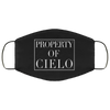 Property of Cielo FMA Face Mask