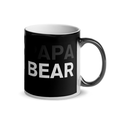PAPA BEAR - Glossy Magic Mug