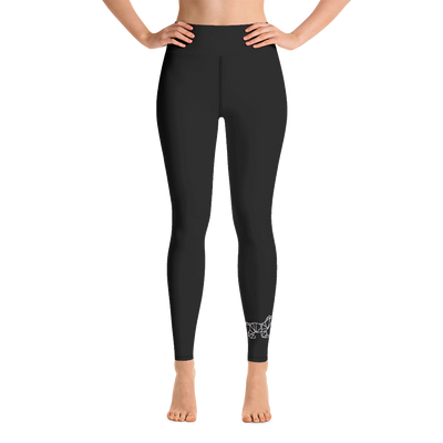 MINIMAL CUBS - BLACK LABEL - Yoga Leggings
