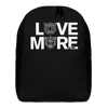 LOVE MORE -  BLACK LABEL - Minimalist Backpack