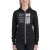 KEEP OUR OCEANS BLUE PLANET GREEN ANIMALS SAFE - Unisex zip hoodie