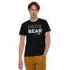 PAPA BEAR - Unisex Organic Cotton T-Shirt