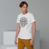 MINIMAL LION - WHYTE COLLECTION -  Unisex Organic Cotton T-Shirt