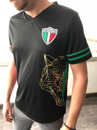 BJWT-Mexico World Cup Jersey