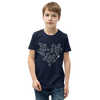 BJWT MINIMAL HEART -  Youth Short Sleeve T-Shirt