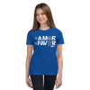 + AMOR x FAVOR - Youth Short Sleeve T-Shirt