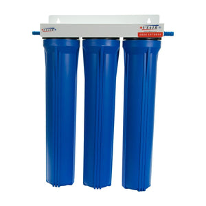 "3 stage 20"" Pond Purifier/Dechlorinator"