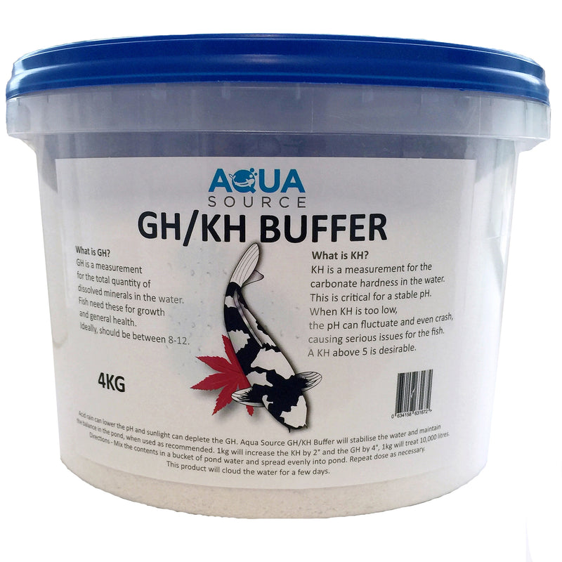 Aqua Source GH/KH Buffer