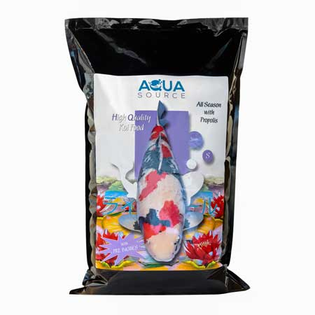 Aqua Source All Season Propolis 3kg *3mm* Koi Food