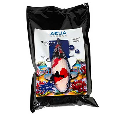 Aqua Source Hi Growth Sinking 3kg Koi Food