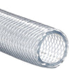 Clear Braided PVC Air Hose - Kitsu Koi