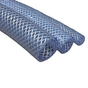 Clear Braided PVC Air Hose