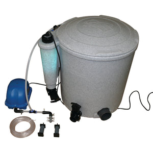 Evolution Aqua EazypodAir Complete inc 70lpm Airpump Kit & 18W UV