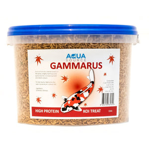Aqua Source Gammarus Koi Food Treat