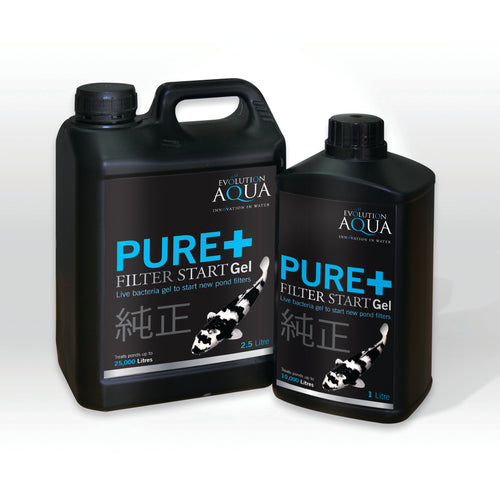 Evolution Aqua Pure + Filter Start Bacteria for koi ponds