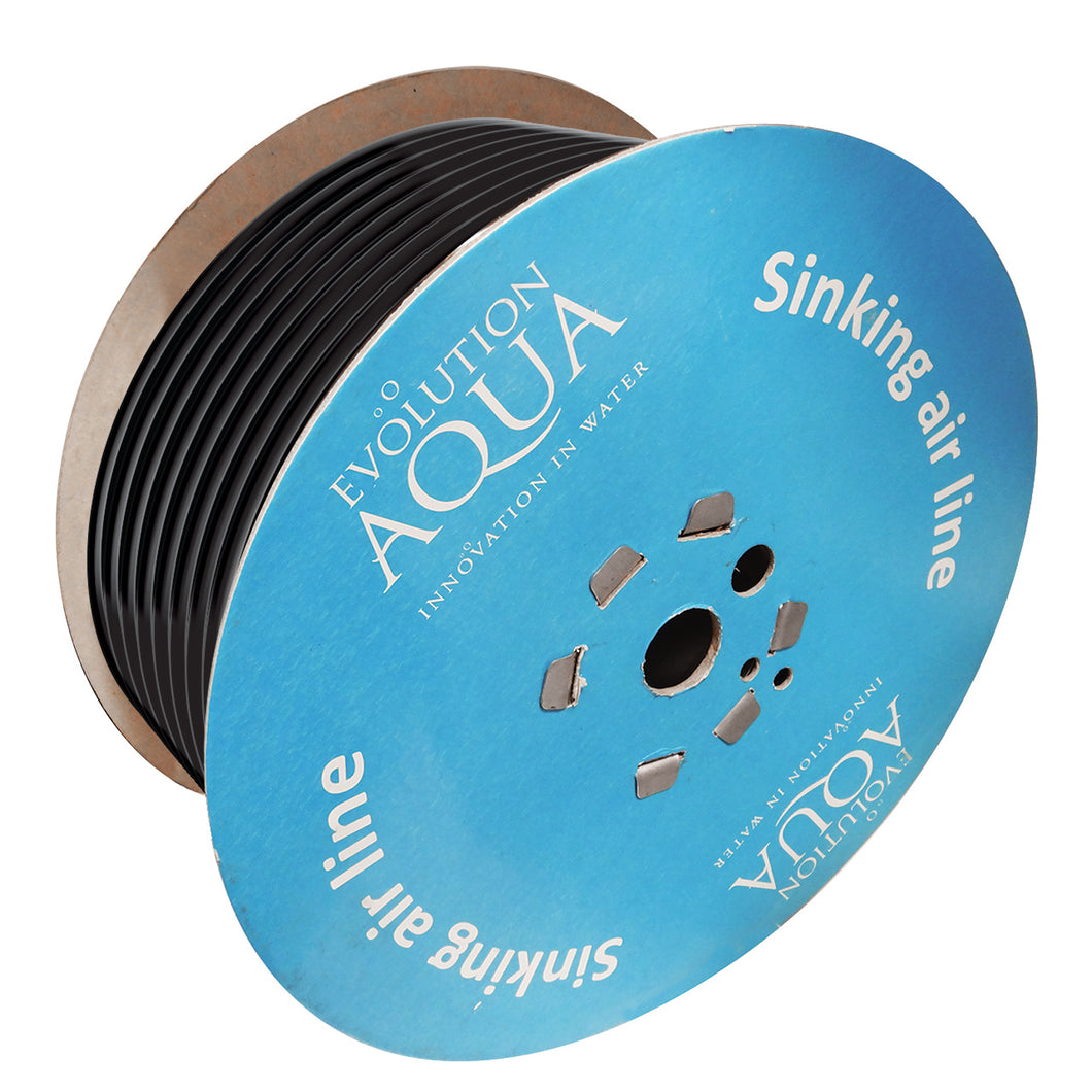 Sinking air line for koi ponds air stones air diffusers