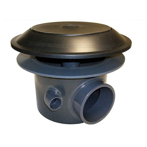 Spindrifter Aerated Bottom Drain for Concrete/Fibreglass