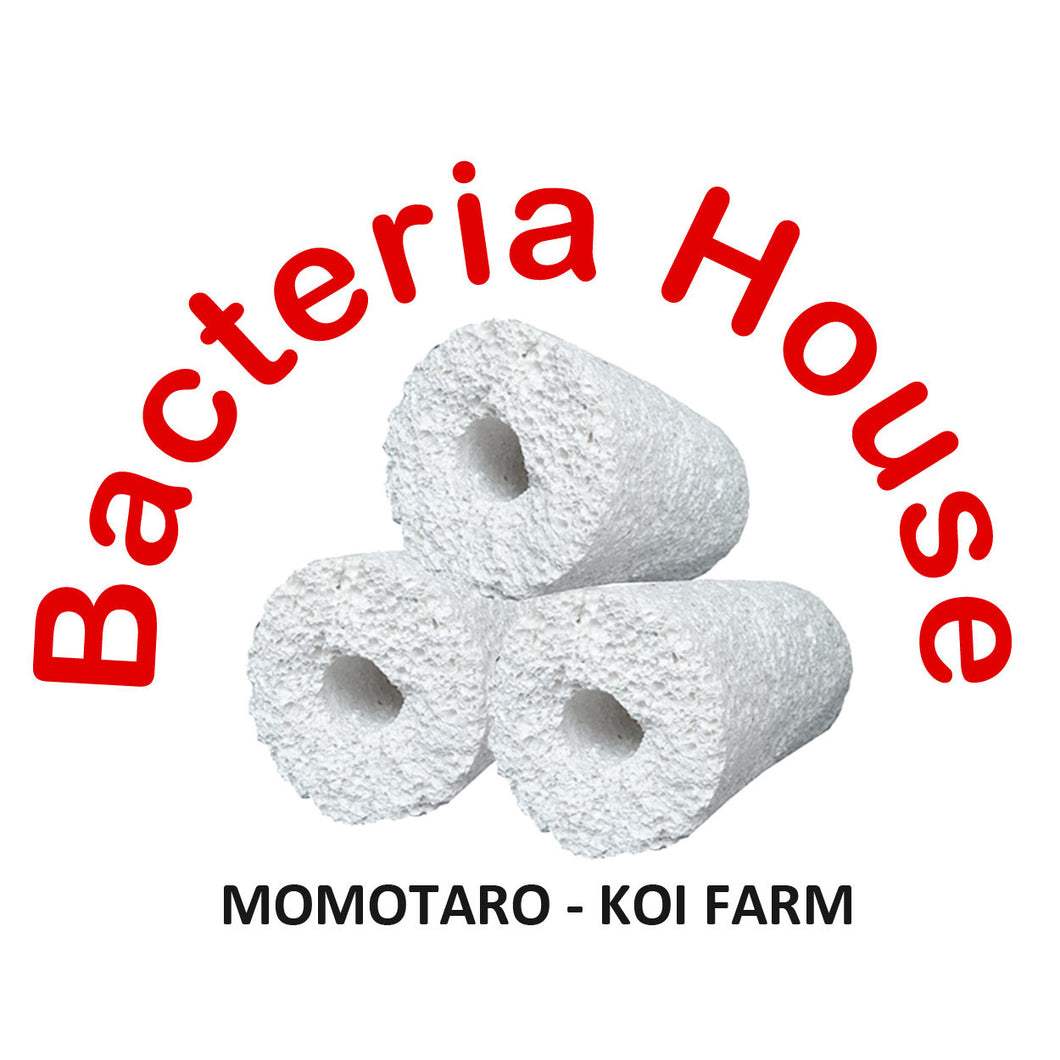 BHM Bacteria House Media Bakki Shower Kitsu Koi Pond Filter