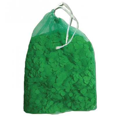 A bag of ECO Pond Chip Filter Media