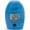 Alkalinity Checker® HC for fresh/drinking water: 0 to 500 ppm