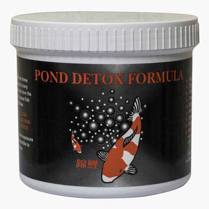 Lincolnshire Fish Health Pond Detox Formula