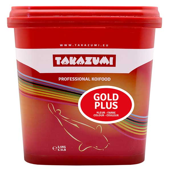 Takazumi Gold Plus Koi Food
