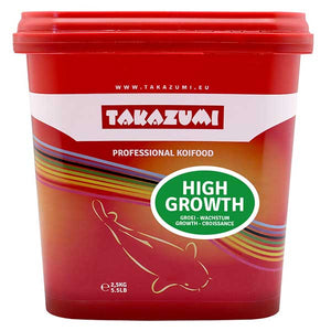 Takazumi High Growth Koi Food