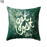Scenery Throw Pillow Cover