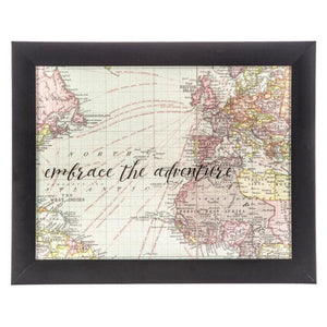 Embrace the Adventure Framed Wall Decor - spirited-gypsy.myshopify.com