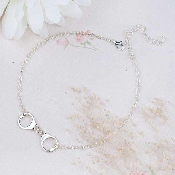 Handcuff Anklet Jewelry