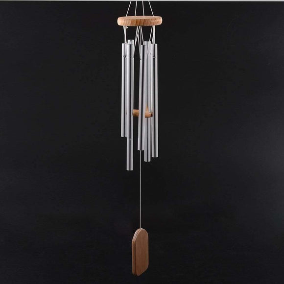 Resonant 6 Tube Windchime - spirited-gypsy.myshopify.com