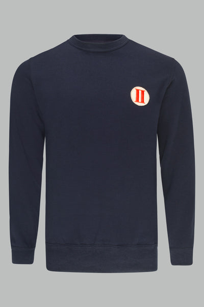 II NAVY SWEATER