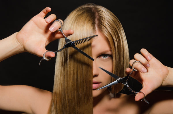 professional hairdressing shears Lincoln and Omaha and dog grooming shears Nebraska