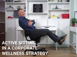 Active Sitting, Healthy Workplace