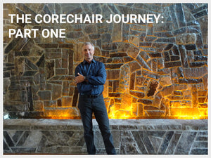 The CoreChair Development Journey Part 1: Design Inspiration