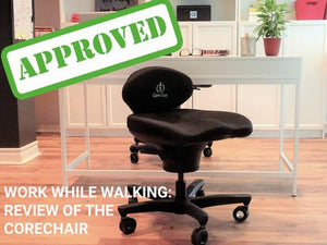 Work While Walking CoreChair Review