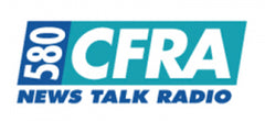 580 CFRA News Talk Radio