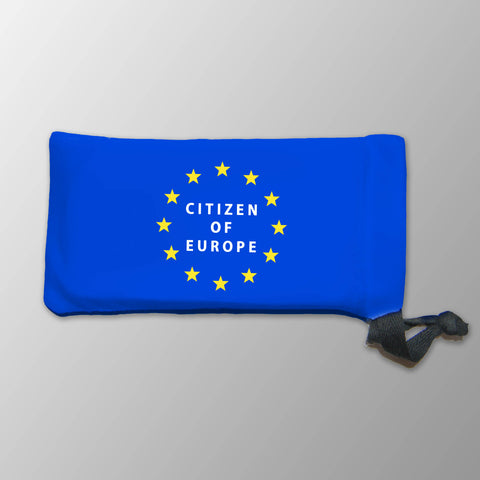 Citizen of Europe Phone Pouch / Sunglasses Pouch