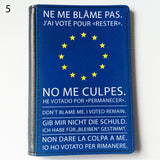 Multi Language Passport Cover - Various Designs