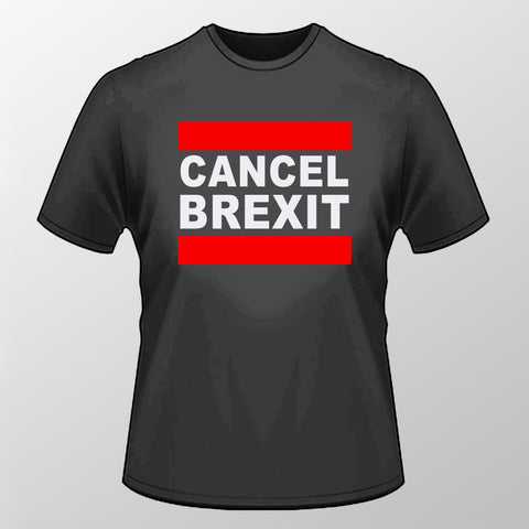 CANCEL BREXIT T Shirt
