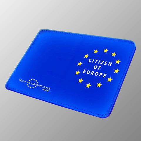Fabric / PU Leather EU Passport Cover