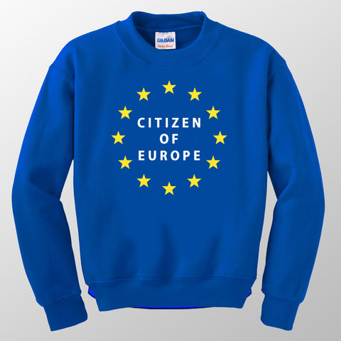 Citizen of Europe Sweatshirt