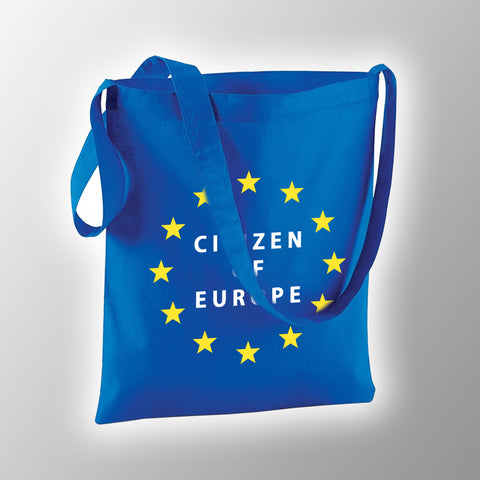 'Citizen of Europe' Sling Tote Bag