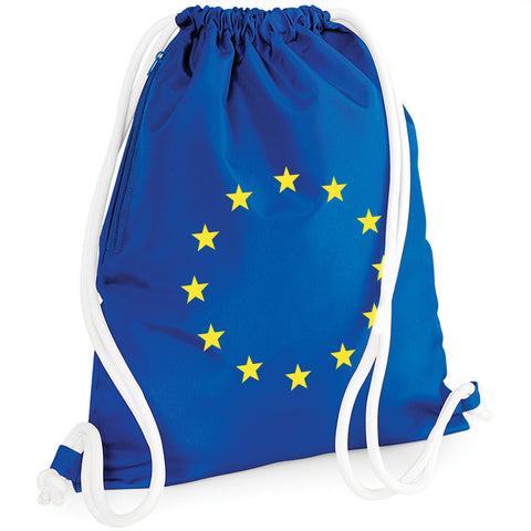 'Flag of Europe' Drawstring Bag