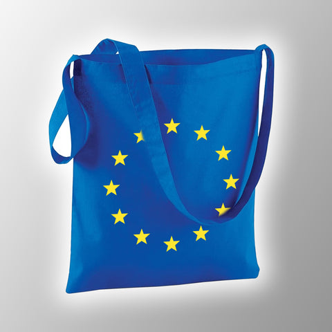 'Flag of Europe' Sling Tote Bag