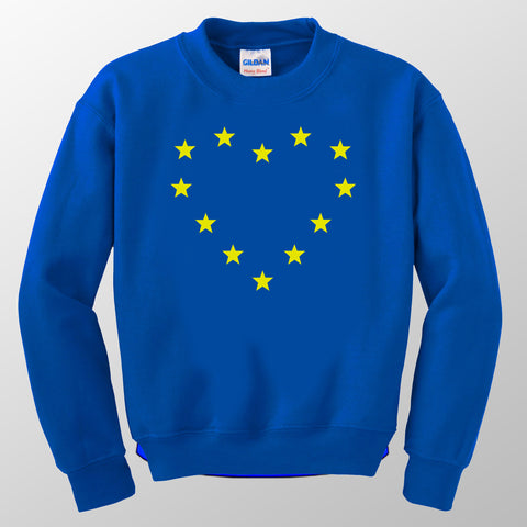 Heart EU Sweatshirt