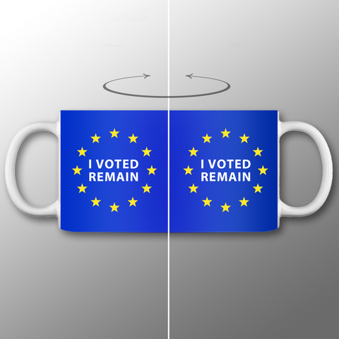 I Voted Remain Mug