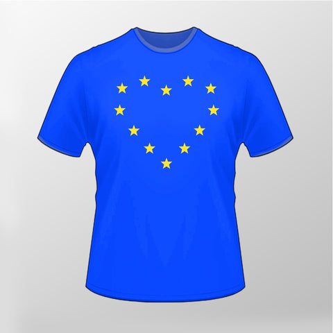 Official Heart EU T Shirt
