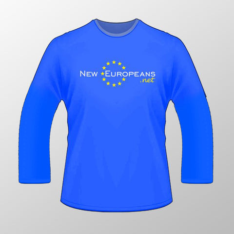 New Europeans Long Sleeved T Shirt
