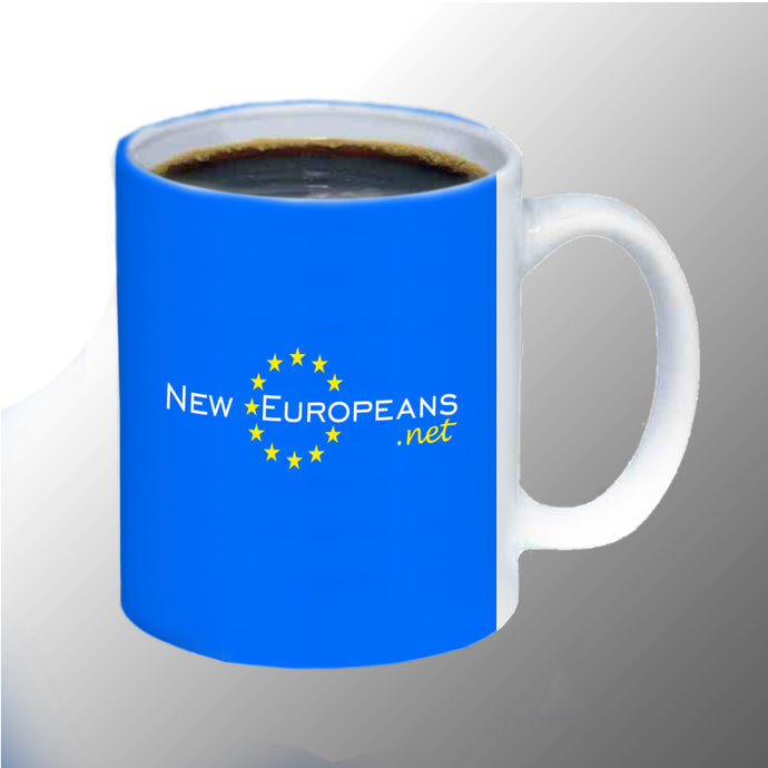 New Europeans Mug